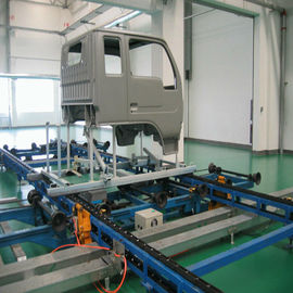 Substrate Steel Automatic Liquid Line Painting Equipment System For Automobile