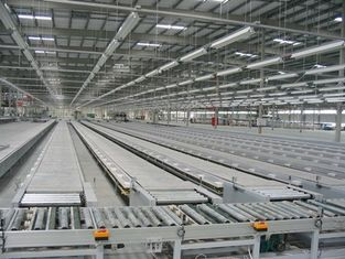 Stationary Type Refrigerator Automated Assembly Line , Freezer Testing System