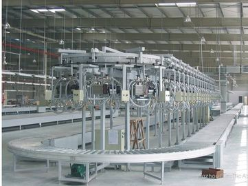 Refrigerator Automated Assembly Line , Plastic Vacuum Forming / Thermo Machine